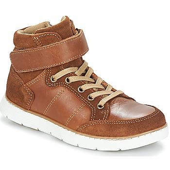 Pantofi Băieți Ghete André TOM Coniac