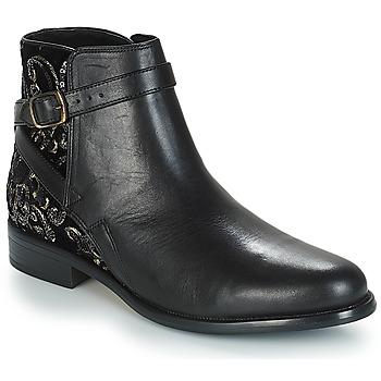 Pantofi Femei Ghete André CAVIAR P Negru