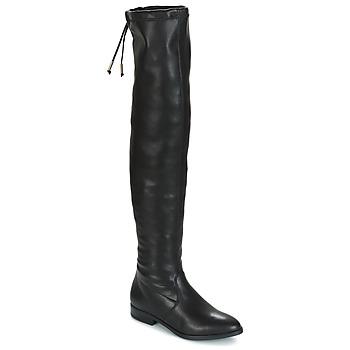 Pantofi Femei Cizme lungi peste genunchi André DANDY Negru