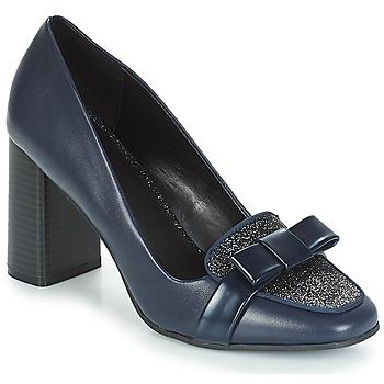 Pantofi Femei Pantofi cu toc André EDITHA Bleumarin