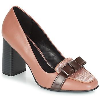 Pantofi Femei Pantofi cu toc André EDITHA Taupe