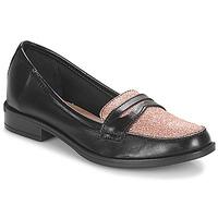 Pantofi Femei Mocasini André LONG ISLAND Negru