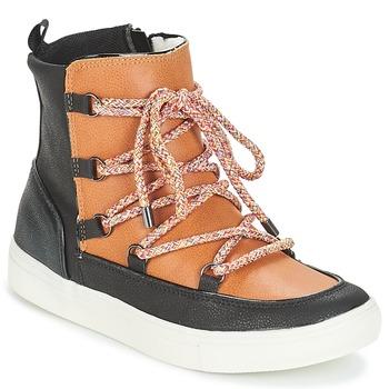 Pantofi Femei Ghete André SNOW Camel