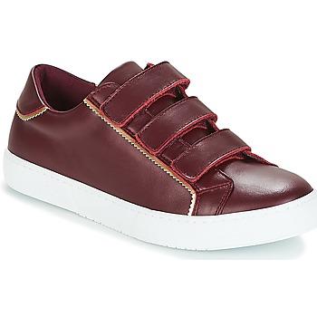 Pantofi Femei Pantofi sport Casual André CRICKET Roșu-bordeaux