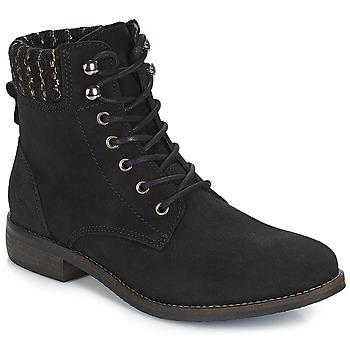 Pantofi Femei Ghete André CARMINA Negru