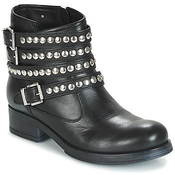 Pantofi Femei Ghete André OFELIA Negru