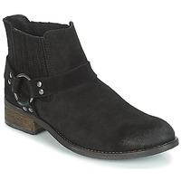 Pantofi Femei Ghete André ELBA Negru