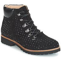 Pantofi Femei Ghete André CALCEDOINE Negru