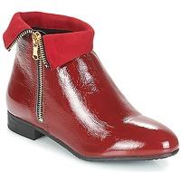 Pantofi Femei Ghete André PIMENTO Roșu