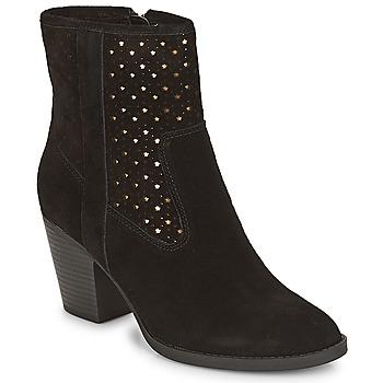 Pantofi Femei Botine André DELIA Negru