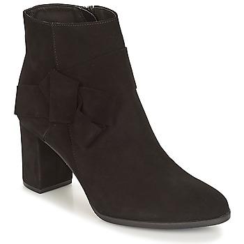 Pantofi Femei Botine André LEONOR Negru