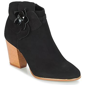 Pantofi Femei Botine André HEVA Negru