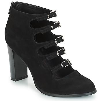 Pantofi Femei Ghete André GAYA Negru