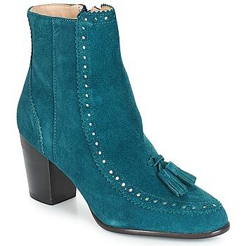 Pantofi Femei Botine André DORIANE Albastru