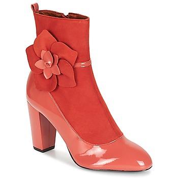 Pantofi Femei Botine André MAGDALENA Roz