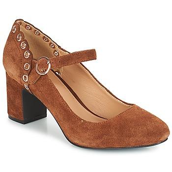 Pantofi Femei Pantofi cu toc André ALDA Camel