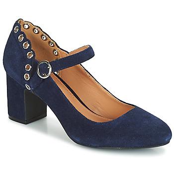 Încăltăminte Femei Pantofi cu toc André ALDA Bleumarin