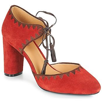 Pantofi Femei Pantofi cu toc André ALLEGRA Roșu