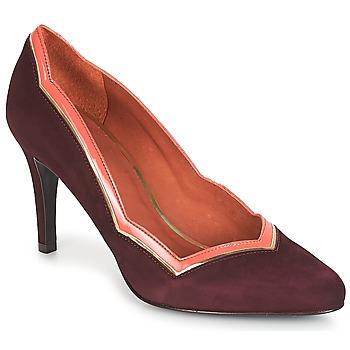 Pantofi Femei Pantofi cu toc André PIERA Roșu-bordeaux