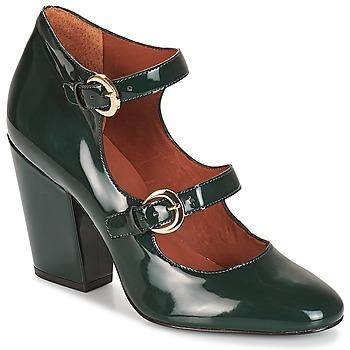 Pantofi Femei Pantofi cu toc André ANTONELLA Verde