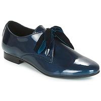 Pantofi Femei Pantofi Derby André CRAQUANT Bleumarin