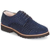 Pantofi Femei Pantofi Derby André CLAVA Albastru