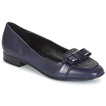 Pantofi Femei Mocasini André ANNALISA Albastru