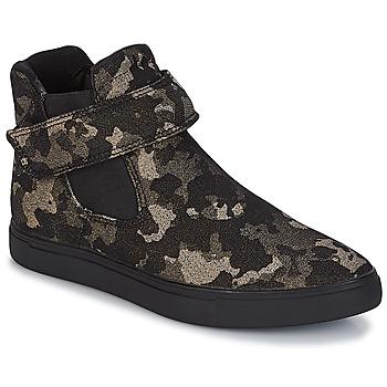 Pantofi Femei Pantofi sport stil gheata André SKATE Negru