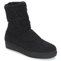 Pantofi Femei Ghete André CROCUS Negru