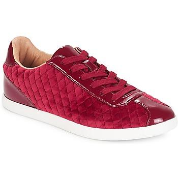 Pantofi Femei Pantofi sport Casual André VELVET Roșu