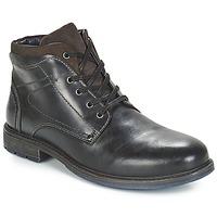 Pantofi Bărbați Ghete André PRAO Negru