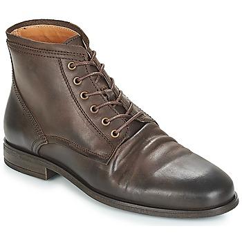 Pantofi Bărbați Ghete André INVENTEUR Maro