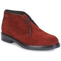 Pantofi Bărbați Ghete André BOHEME Roșu-bordeaux