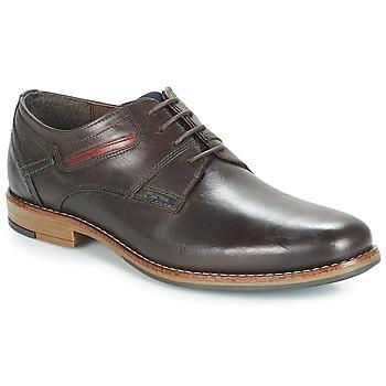 Încăltăminte Bărbați Pantofi Derby André MESSIRE Maro