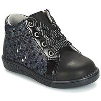 Pantofi Fete Ghete André POIS Negru
