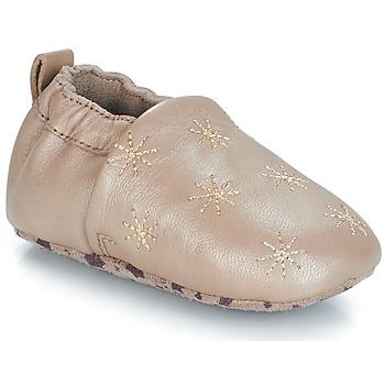 Pantofi Fete Botoșei bebelusi André STRELLA Bej