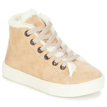 Încăltăminte Fete Pantofi sport stil gheata André TRICOT Bej