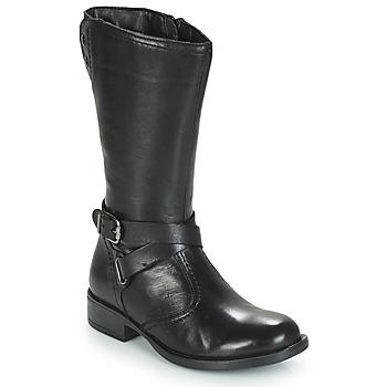 Pantofi Fete Cizme casual André HIVER Negru