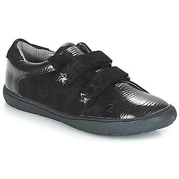Pantofi Fete Pantofi sport Casual André HALEY Negru