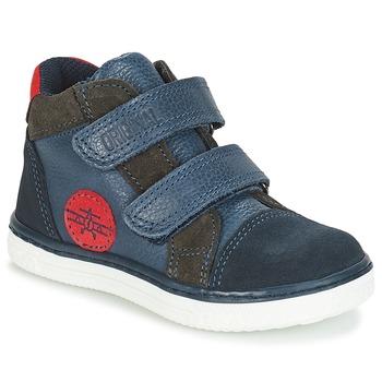 Încăltăminte Băieți Pantofi sport stil gheata André JET Albastru