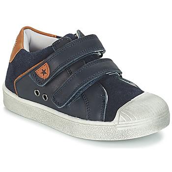 Încăltăminte Băieți Pantofi sport Casual André TOBOGGAN Bleumarin
