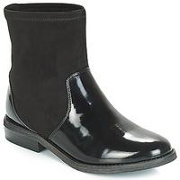 Pantofi Fete Ghete André VALENTINA Negru