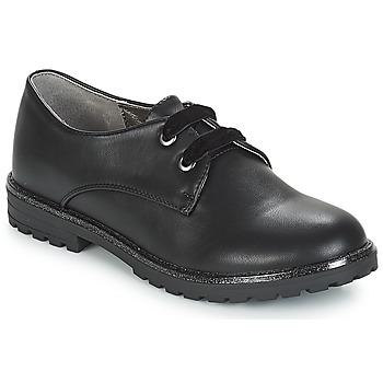 Încăltăminte Fete Pantofi Derby André SAEZ Negru