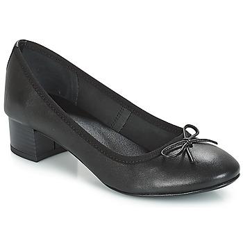 Pantofi Femei Balerin și Balerini cu curea André POETESSE Negru
