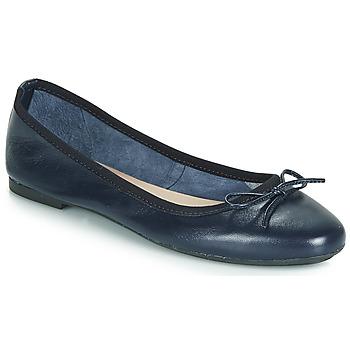 Pantofi Femei Balerin și Balerini cu curea André PIETRA Bleumarin