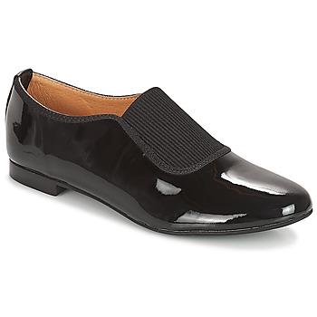 Pantofi Femei Balerin și Balerini cu curea André PERLITA Negru