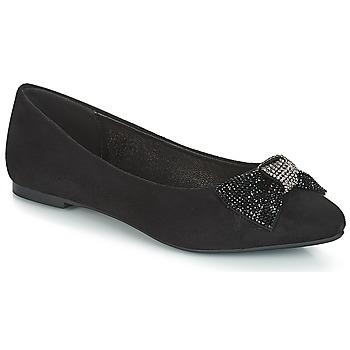 Pantofi Femei Balerin și Balerini cu curea André FAUTIVE Negru