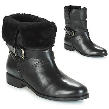 Pantofi Femei Ghete André TRIO Negru