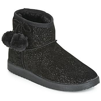 Pantofi Femei Ghete André TOUCHOU Negru