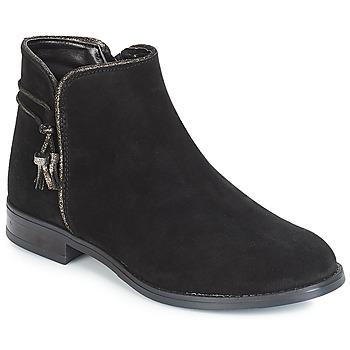 Pantofi Femei Ghete André BILLY Negru